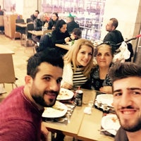 Photo taken at viaport Hd Doner by Emine A. on 12/20/2015