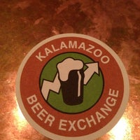 Photo taken at Kalamazoo Beer Exchange by Amanda K. on 7/6/2013