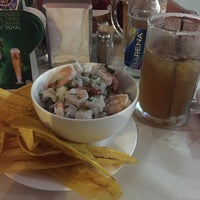 Photo taken at Majo Ceviches by Elisa R. on 8/27/2015