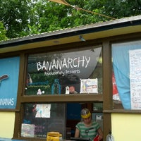 Photo taken at Bananarchy by Jerry A. on 5/25/2013