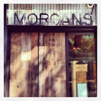 Photo taken at Morgan's Barbecue by Cooper M. on 9/15/2013