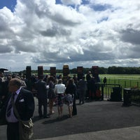 Photo taken at Haydock Park Racecourse by Andrew R. on 7/2/2016