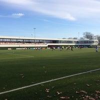 Photo taken at RKVV Brabantia by Stadionhopper on 1/12/2014