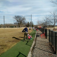 Photo taken at Highland Park Driving Range by Andy F. on 2/21/2017