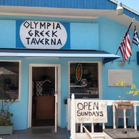 Photo taken at Olympia Greek Restaurant by Randall B. on 4/3/2015