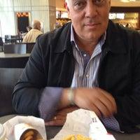 Photo taken at Sbarro Italian Eatery by Lauren G. on 10/16/2013
