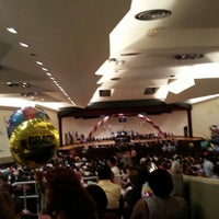 Photo taken at Colden Center Auditorium by Maximo S. on 6/26/2013