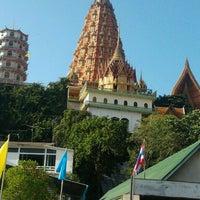Photo taken at Wat Tham Sua by Fon W. on 12/9/2012