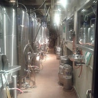 Photo taken at Rock Bottom Brewery by Aaron J. on 12/2/2012