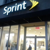Photo taken at Sprint Store by Aaron J. on 12/2/2012