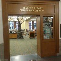 Photo taken at Multnomah County Library - Central by Aaron J. on 11/17/2012