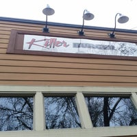 Photo taken at Killer Burger by Aaron J. on 2/27/2013