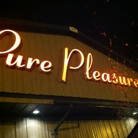 Photo taken at Pure Pleasure by Leeana B. on 1/12/2013
