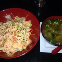 Photo taken at ZEN and Thai Siam by Jeremy A. on 1/7/2014
