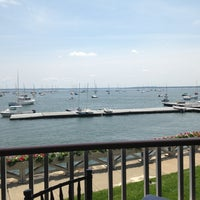 Photo taken at Larchmont Yacht Club by Xaxis on 6/9/2013