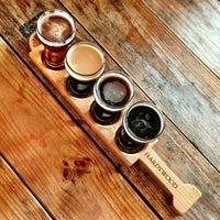 Photo taken at Hardywood Park Craft Brewery by Benno K. on 3/23/2013