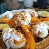 Photo taken at Hanalei Coffee Roasters by Gwen W. on 10/29/2012