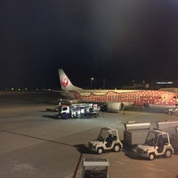 Photo taken at Gate 4 by Liang Q. on 3/19/2017