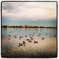 11/7/2012에 Hakan Y.님이 Sloan's Lake Park에서 찍은 사진