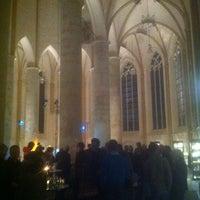 Photo taken at Bergkerk by Dick B. on 1/19/2013