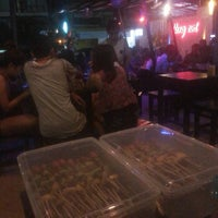 Photo taken at Hang Out by Jewjew S. on 7/5/2014