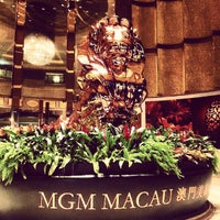 Photo taken at MGM Macau by Julien T. on 7/19/2013