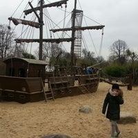 Photo taken at Diana Memorial Playground by Sabria on 3/25/2013