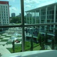 Photo taken at Taylors Library Lvl4 Window View by naaga d. on 5/10/2013