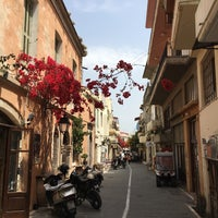 Photo taken at Rethymno by Bulent S. on 4/30/2018