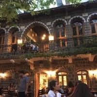 4/30/2018 tarihinde Amed A.ziyaretçi tarafından Saray Kapı Kahvaltı & Cafe'de çekilen fotoğraf