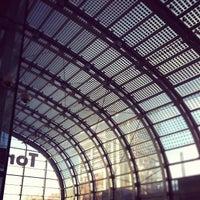 Photo taken at Stazione Torino Porta Susa by Alessandro F. on 1/31/2013