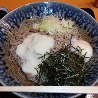 Photo taken at そば太鼓亭 西宮大島店 by Kazuyuki S. on 8/31/2014