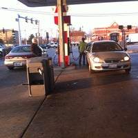 Photo taken at OAKBROOK TERRACE CITGO by Brian H. on 11/16/2012