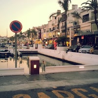 Photo taken at Puerto Banús by Farah A. on 6/20/2013