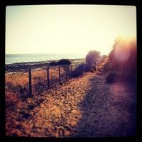 Photo taken at Jard-sur-Mer by Aurélie M. on 8/30/2013