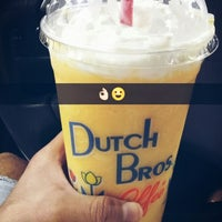 Photo taken at Dutch Bros. Coffee by Hussain A. on 2/5/2015