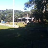 Photo taken at Fingal Oval by Ms W. on 7/4/2013