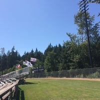 Photo taken at South Surrey Athletic Park by Ms W. on 7/16/2017