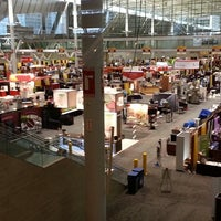Photo taken at Boston Convention & Exhibition Center by Kent L. on 4/13/2013
