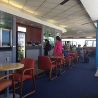 Photo taken at Air France VIP Lounge by Samuel Nathan D. on 7/17/2013