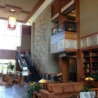 Photo taken at Eaglewood Resort & Spa by Samuel Nathan D. on 8/24/2013