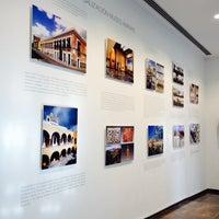 Photo taken at Museo Amparo by Yaz S. on 8/2/2014