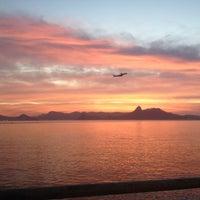Photo taken at Marina da Glória by X X. on 2/17/2013