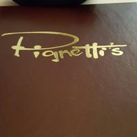 Photo taken at Pignetti's Italian Restaurant by Charles H. on 10/6/2015