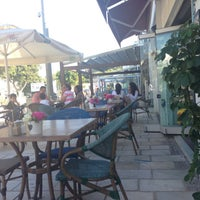 Photo taken at Cafe Cafen Bistro by fidelevna on 4/28/2013