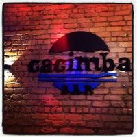 Photo taken at Cacimba Bar by David F. on 10/1/2012