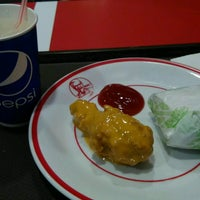 Photo taken at KFC by Andy P. on 10/10/2016