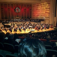 Photo taken at Blumenthal Performing Arts Center by Jim S. on 12/2/2012
