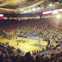 Photo taken at Carver-Hawkeye Arena by Doug O. on 3/21/2013