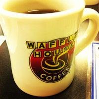 Photo taken at Waffle House by Luke C. on 3/24/2013